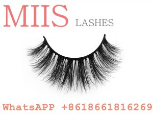 packaging 3D mink eyelashes