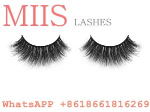 mink lashes private label with custom packaging