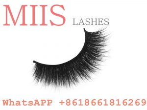3d multi-layered customized eyelashes