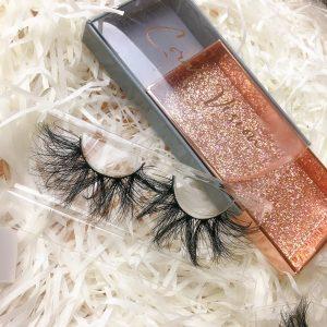 cheap custom eyelash box